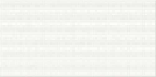 Cersanit Tuka white microstructure small dots W670-001-1