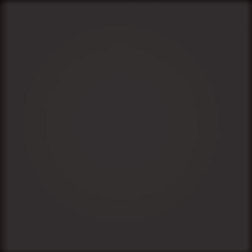 Tubądzin Pastel czarny MAT (RAL D2/000 20 00)