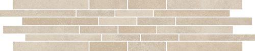 Cersanit Velvet Concrete beige mosaic matt stripes rect ND1110-044