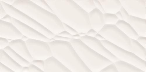 Paradyż Feelings Bianco Ściana B Struktura Rekt. Połysk