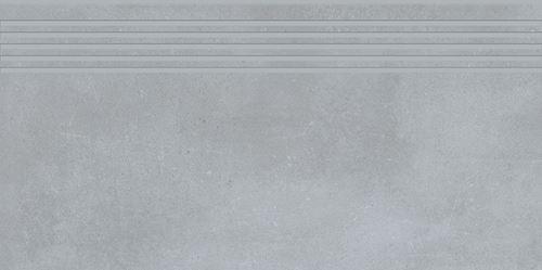 Cersanit Velvet Concrete light grey steptread matt rect ND1110-025
