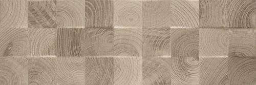 Paradyż Daikiri Brown struktura Wood Kostki