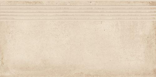 Cersanit Diverso beige steptread matt rect ND576-034