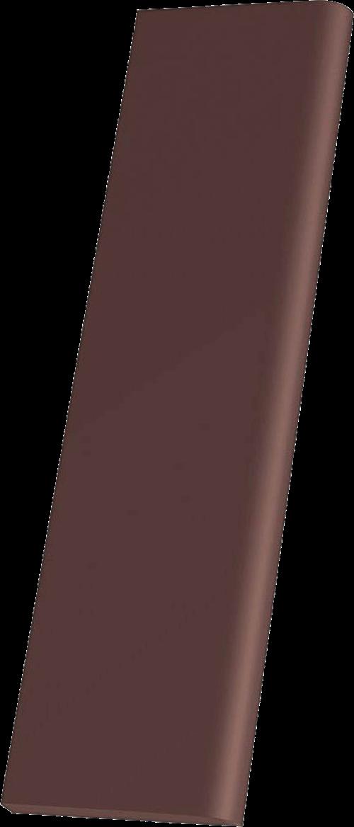 Paradyż Natural Brown Cokół 8,1X30 G1