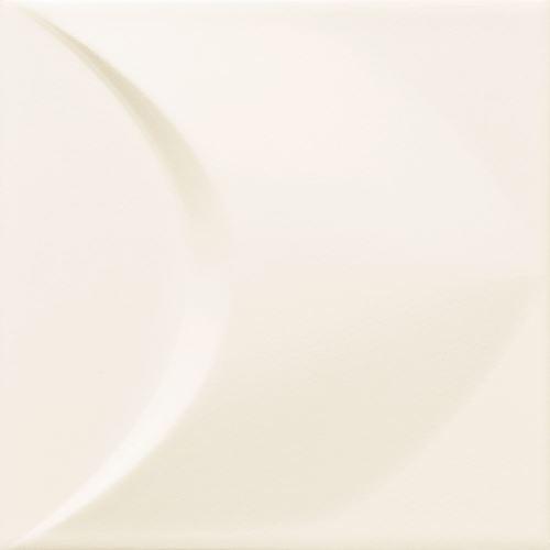 Tubądzin Colour White STR 2