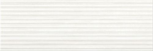 Opoczno Stripes White Structure OP681-006-1