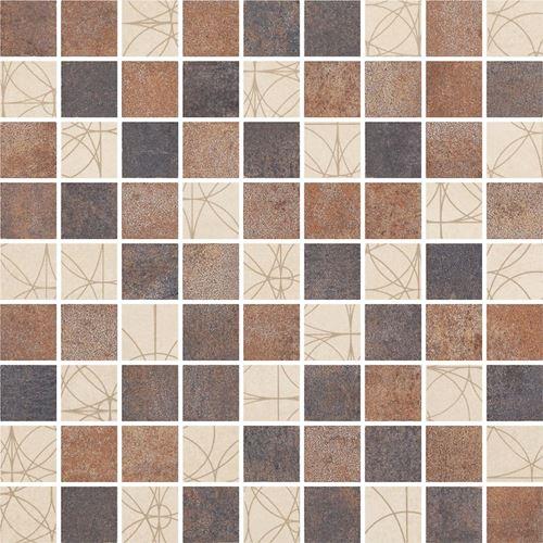 Cersanit Steel mix mosaic WD237-014
