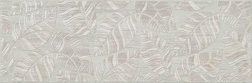 Cersanit Livi beige inserto leaves WD339-028