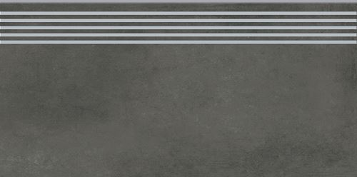Opoczno Grava Graphite Steptread OD662-069