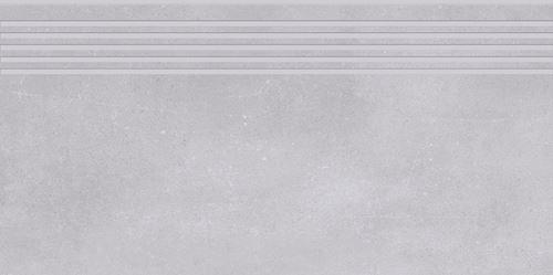 Cersanit Velvet Concrete white steptread matt rect ND1110-022