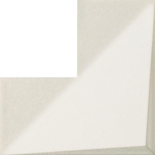 Tubądzin Coma white STR
