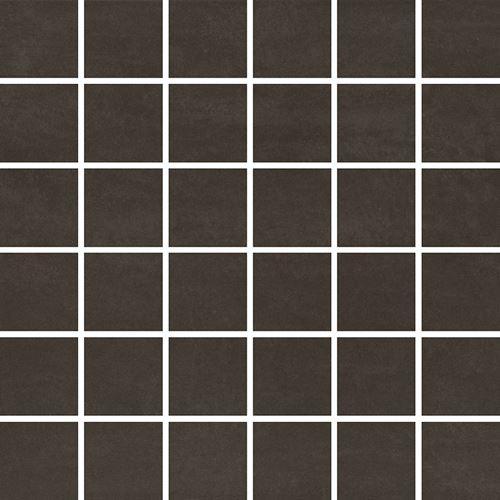 Opoczno Concrete Flower Brown Mosaic ND008-001