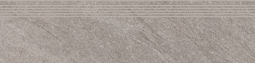Cersanit Bolt light grey steptread matt rect ND090-025