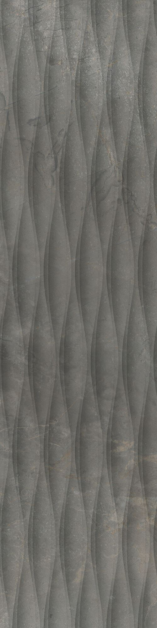 Cerrad Masterstone Graphite Decor waves MAT