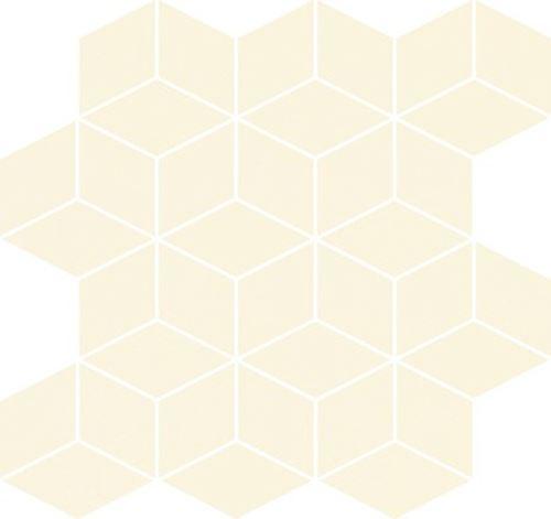 Cersanit Colour blink mosaic diamond cream WD567-008