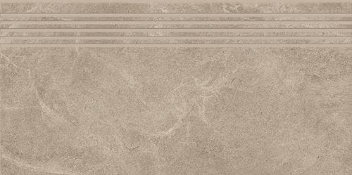 Cersanit Marengo light grey steptread matt rect ND763-003