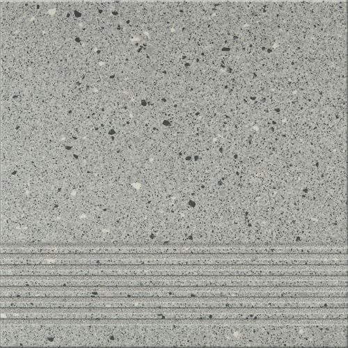 Opoczno Hyperion Grey Steptread OP074-028-1