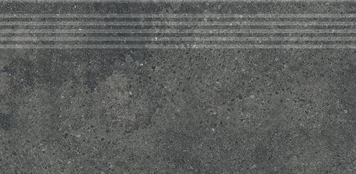Opoczno Gigant Dark Grey Steptread MD036-035