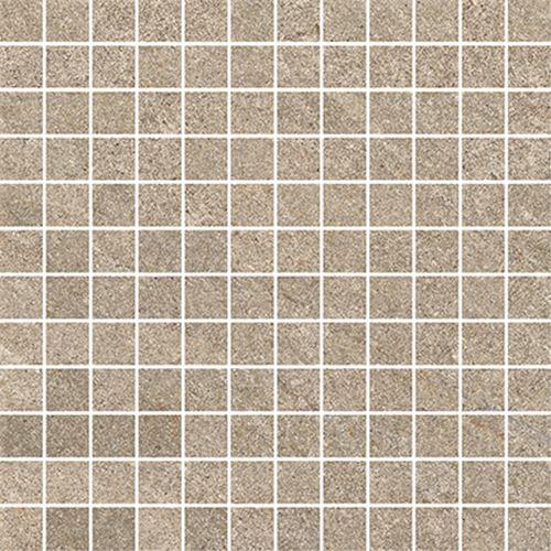 Cersanit Bolt beige mosaic matt ssq rect ND090-010
