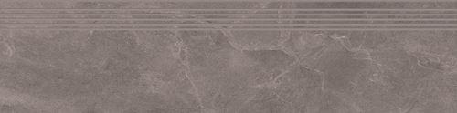 Cersanit Marengo grey steptread matt rect ND763-041