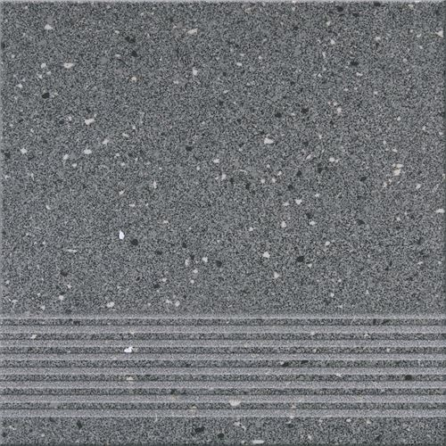 Opoczno Hyperion Graphite Steptread OP074-004-1