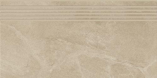 Cersanit Marengo beige steptread matt rect ND763-002