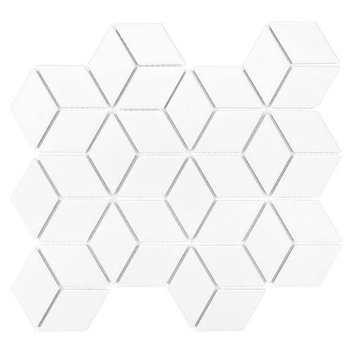 Dunin Arabesco Mini Rombic White 48