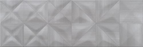 Opoczno Delicate Lines graphite glossy structure OP432-002-1