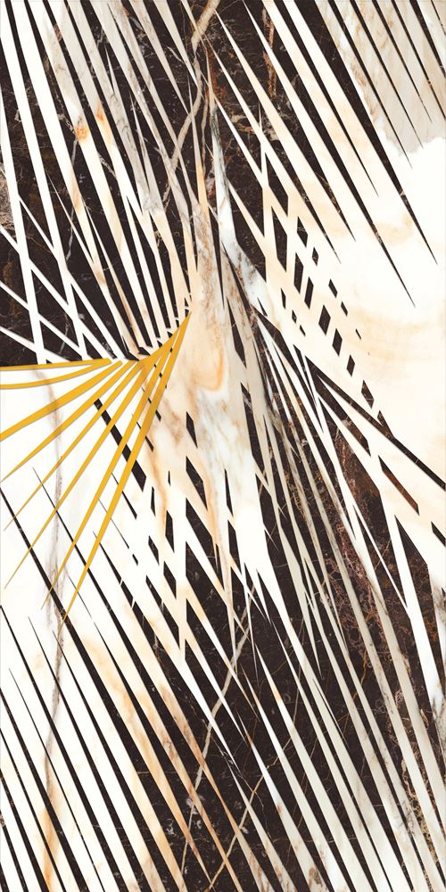 Cerrad Calacatta gold decor B Mat