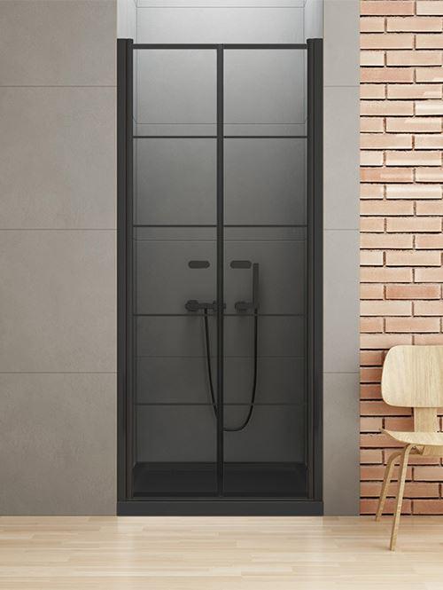 New Trendy New Soleo Black D-0280A