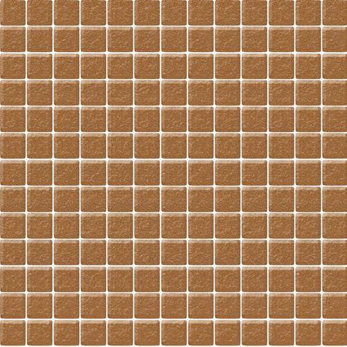 Paradyż Uniwersalna Mozaika Szklana Brown