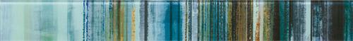 Paradyż Laterizio listwa szklana