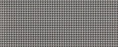 Opoczno Black&White Pattern F OP399-010-1