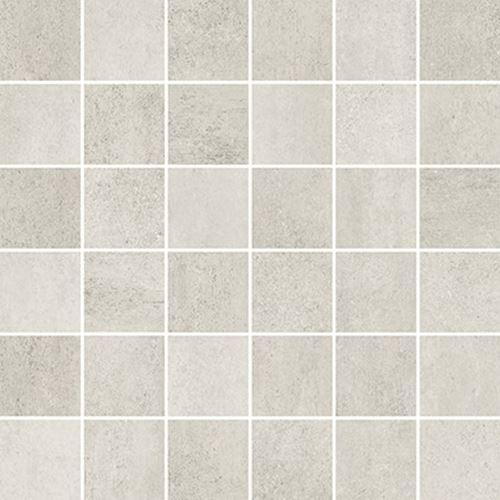 Opoczno Grava White Mosaic Matt OD662-090