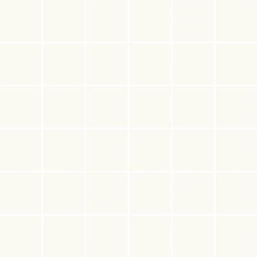 Paradyż Bellicita Bianco Mozaika Cięta K.4,8X4,8