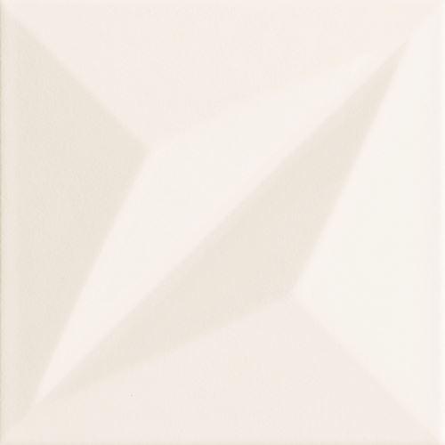 Tubądzin Colour White STR 1