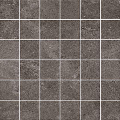 Cersanit Marengo graphite mosaic matt rect ND763-019