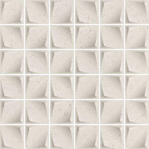 Paradyż Effect Grys Mozaika Prasowana Mat