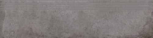 Cersanit Diverso grey steptread matt rect ND576-045