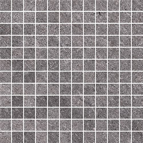 Cersanit Bolt grey mosaic matt ssq rect ND090-048