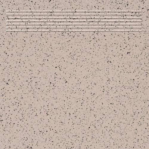 Cersanit Mont Blanc Beige-Black Steptread W005-003-1