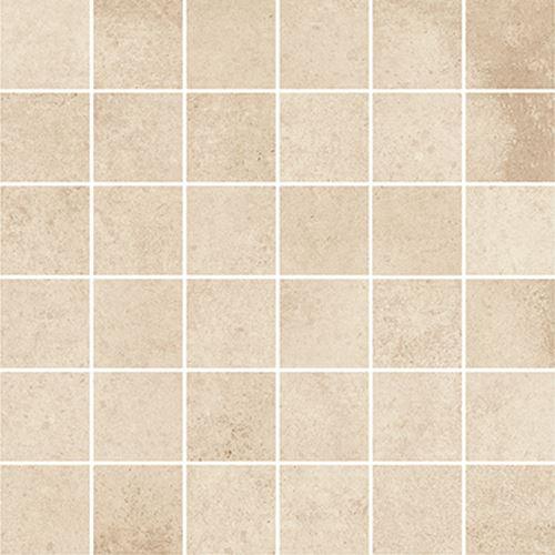 Cersanit Diverso beige mosaic matt rect NT576-030