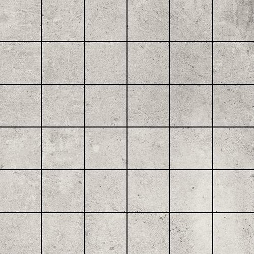 Cerrad Softcement white Poler mozaika