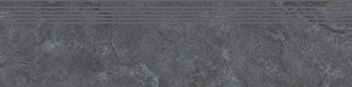 Cersanit Colosal graphite steptread matt rect ND1140-031