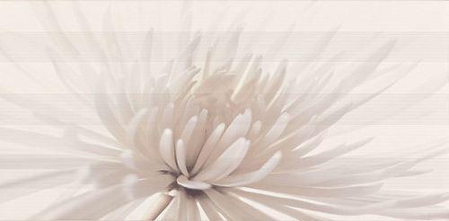 Opoczno Avangarde White Inserto Flower OD352-001