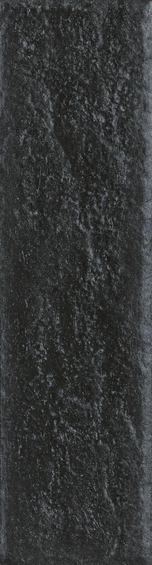 Paradyż Scandiano Nero Elewacja 24,5X6,6