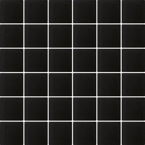Paradyż Uniwersalna Mozaika Szklana Nero K.4,8x4,8