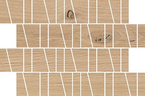 Cersanit Sandwood beige trapeze mosaic matt WD484-010