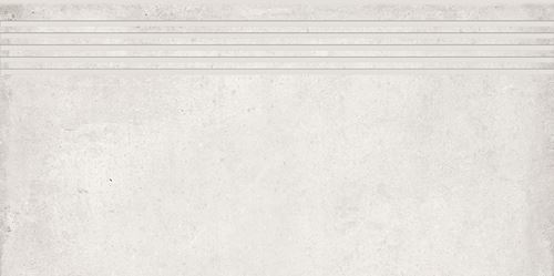 Cersanit Diverso white steptread matt rect ND576-052