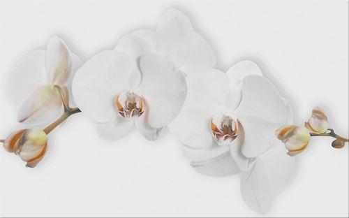 Cersanit Marisol white inserto flower WD956-008